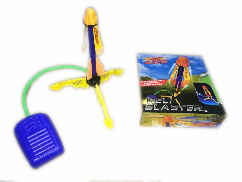 EVA rocket shooting toy outdoor toy