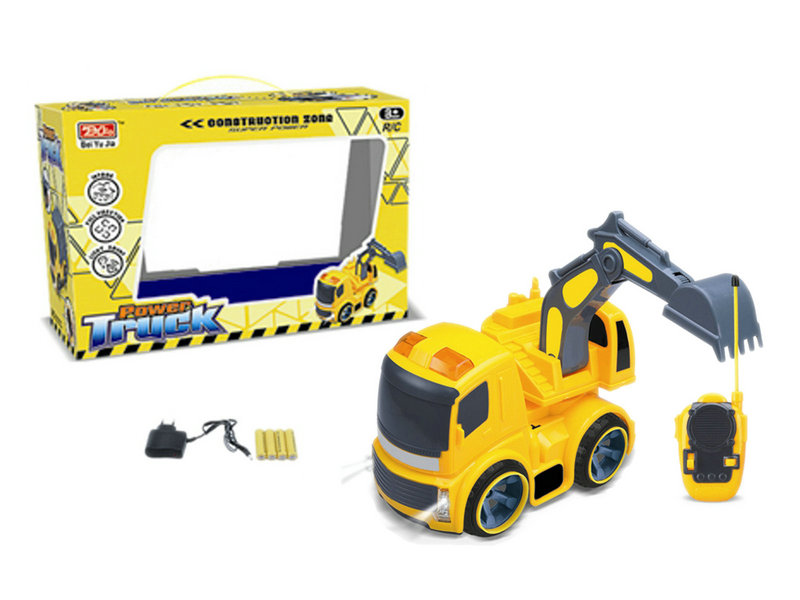 Excavator toys engineering car funny toy