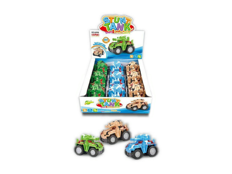 Tank toy friction power toy vehicle toy