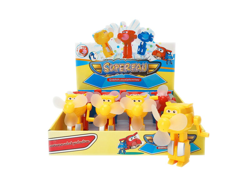 Toy fan mini fan summer toy with display box