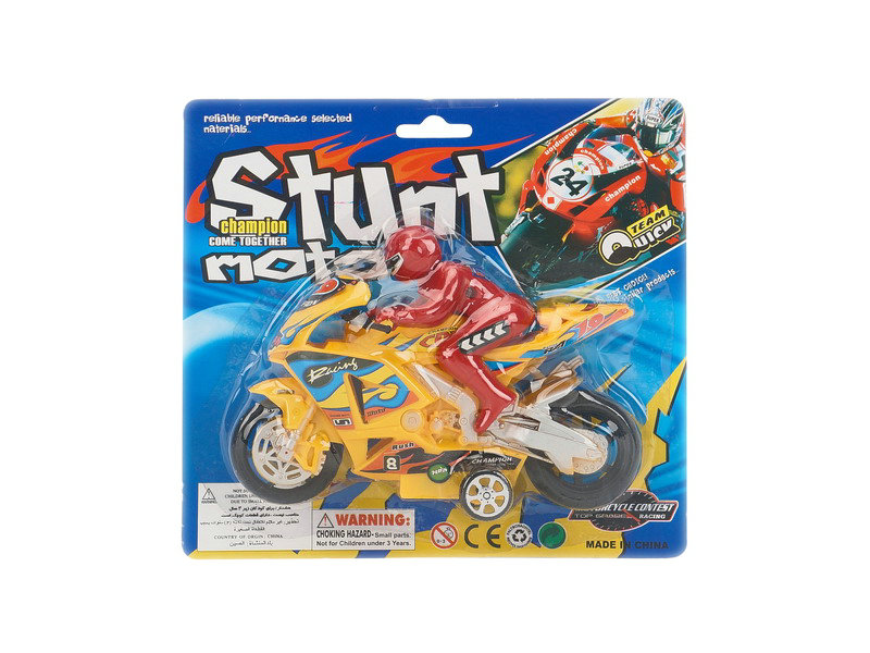 Pull back motorcycle mini motorcycle plastic motorcycle toy