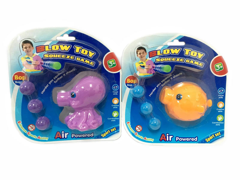 squeeze game toy shooting toy animal shooting toy