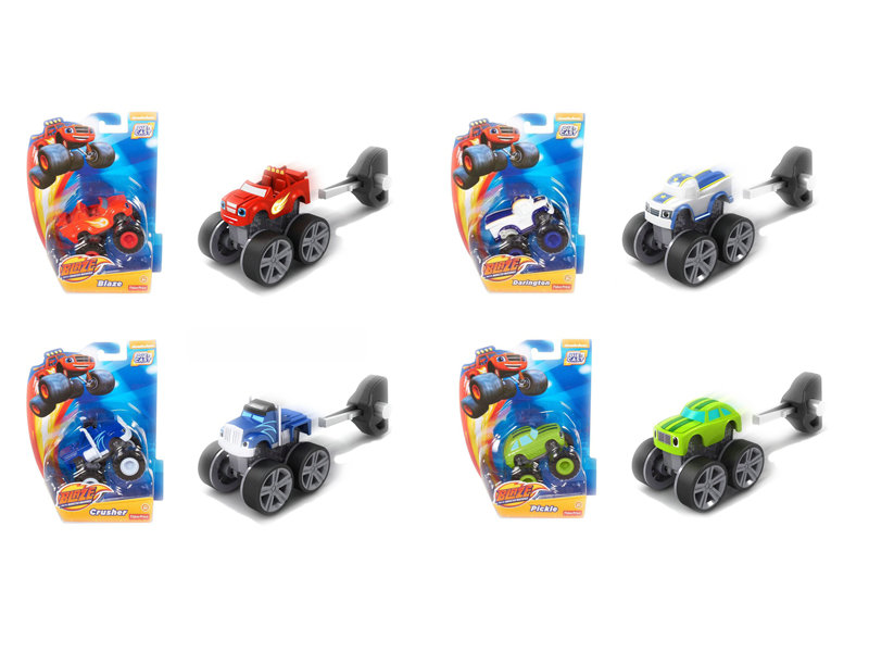 Catapult car launch car toy plastic toy car