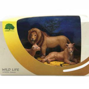PVC lion toy wild lion toy animal toy