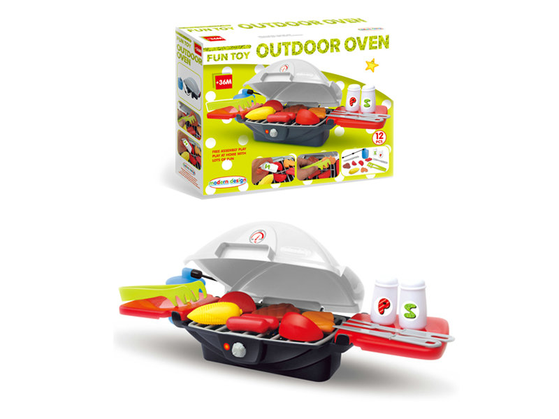 Oven toy kitchen playset toy household toy for kid