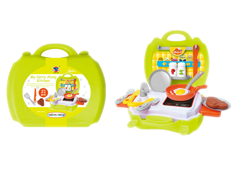 Cooking toy set pretending toy food toy set
