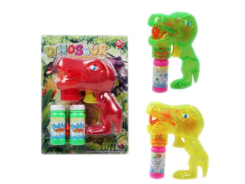 Bubble gun toy gun bubble gun toy with light