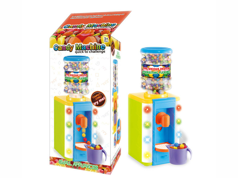 Candy machine water?dispenser toy funny toy machine