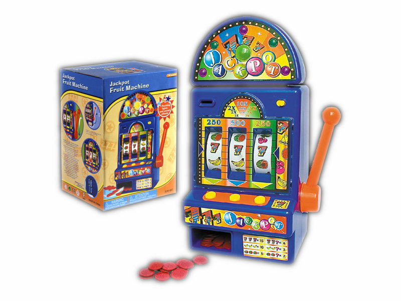 Slot machine funny game toy machine toy for kids