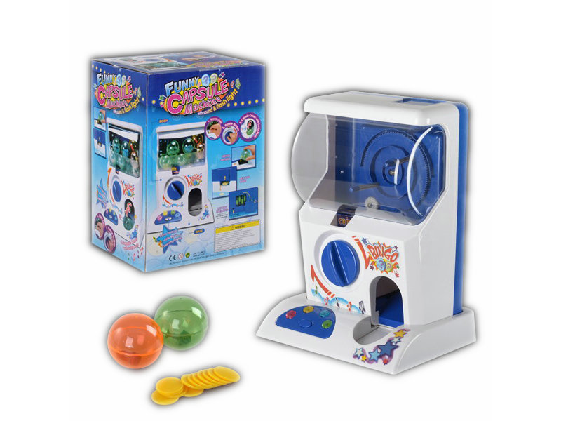 Gashapon machines toy funny game toy indoor play toy