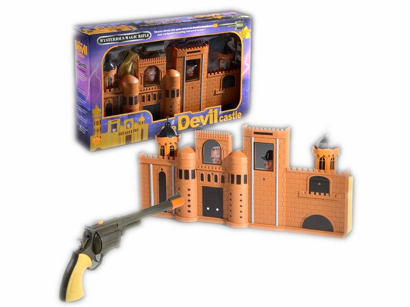 Shooting gun toy funny game toy shooting game