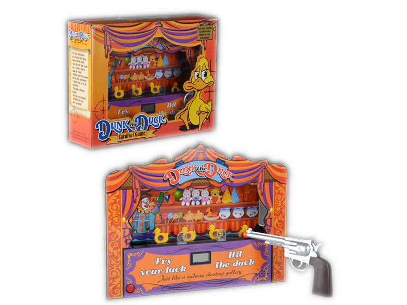 Shooting duck game shooting game toy funny toy