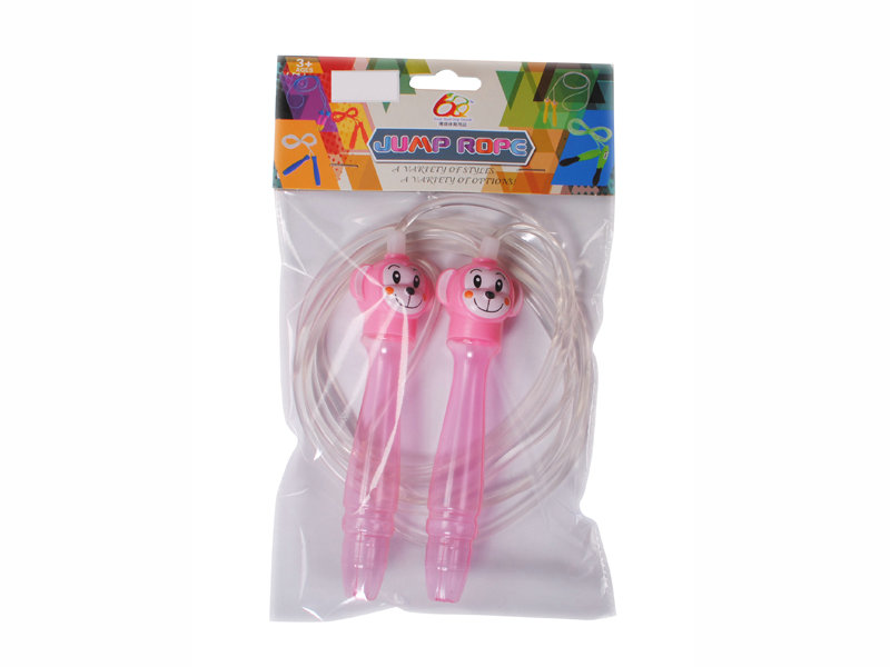 Rope skipping toy jumping rope toy sport toy