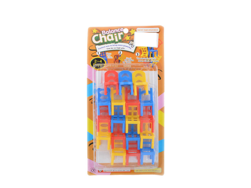 Balance chair game small game toy intelligence toy