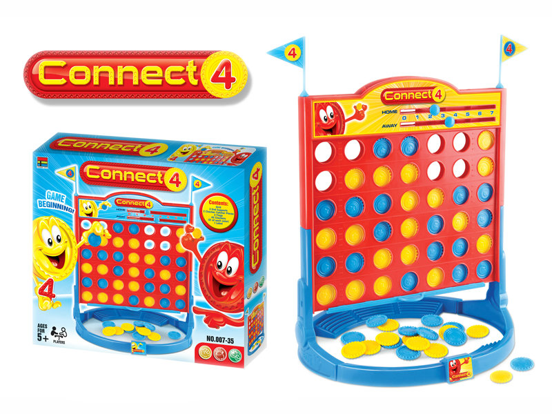 connect 4 game toy colorful chess toy board game toy
