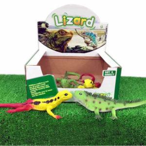 Soft lizard toy animal toy simulation lizard
