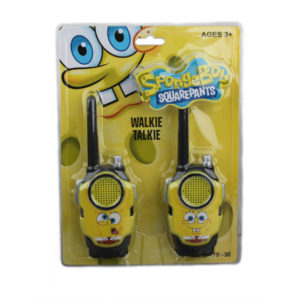 Cartoon Walkie Talkie plastic interphone toy role play toy