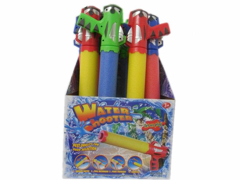 Water shooter toy EVA water gun summer toy