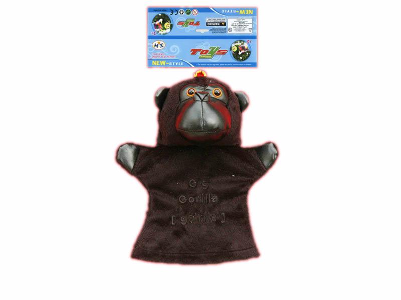 9inch animal glove cartoon glove toy stuffed glove