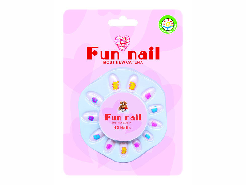 Finger nail toy beauty toy pretend toy
