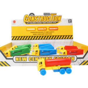 Construction truck pull back car vehicle toy