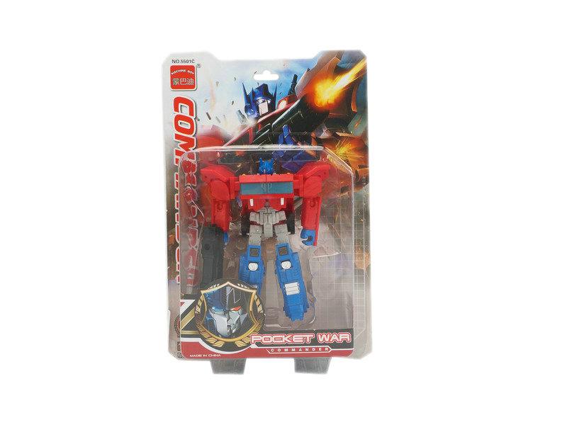 Optimus prime toy transformation toy robot toy