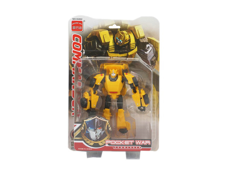 Robot toy transformation toy funny toy