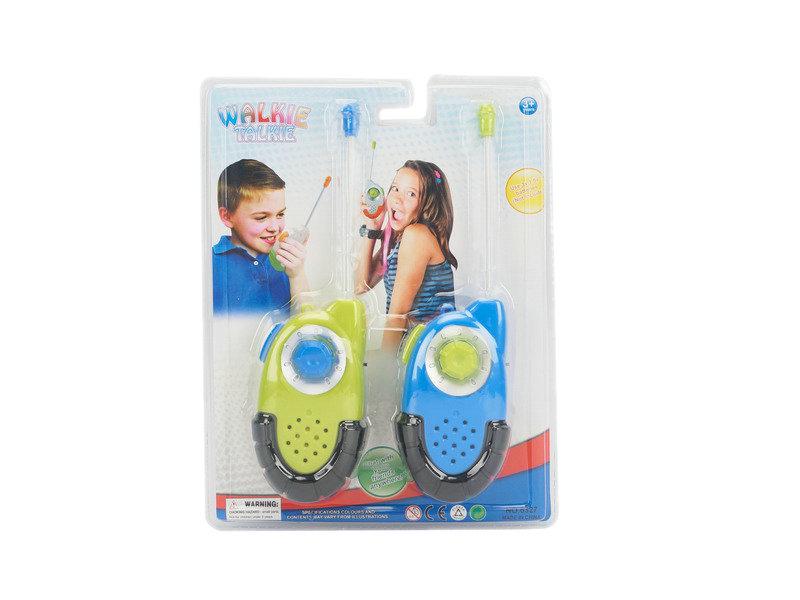 Walkie talkie cute toy communication tool