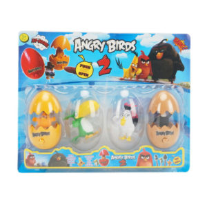 Angry bird animal egg toy cartoon toy