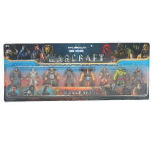 Figures toy world of warcraft toy cartoon toy