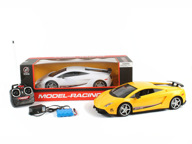 Cool racing vehicle remove control toy funny car