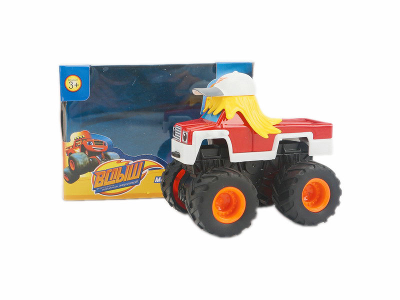 Friction car metal vehicle cute toy