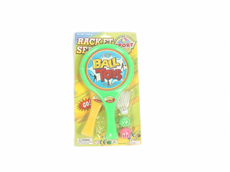 Racket set toy sporting toy outdoor toy