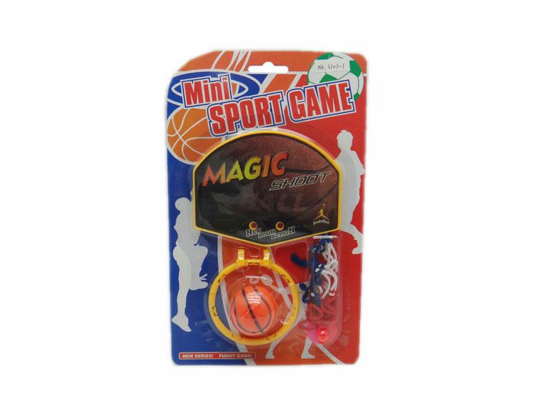 Basketball toy sport toy mini game toy