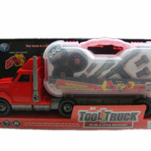 Container truck car toy cute vehicle