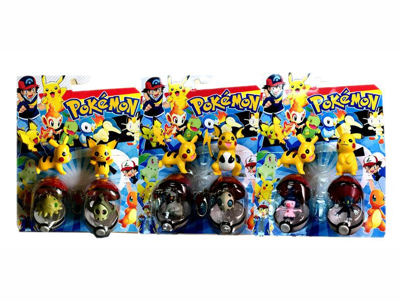 Pokemon toy figure set funny toy