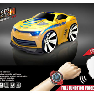 Sound control car smart watch vehicle toy