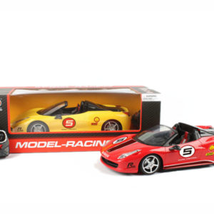 Ferrari racing car open vehicle remove control toy