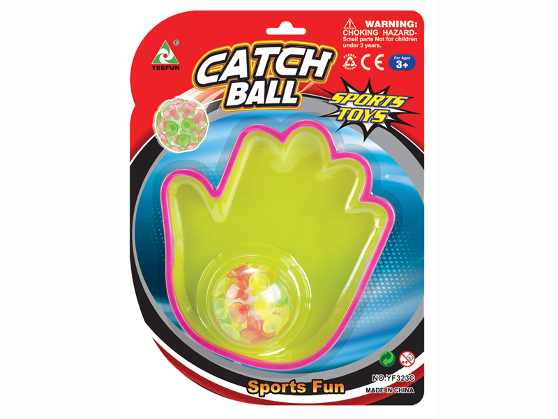 Toss and catch ball sport toy cute toy