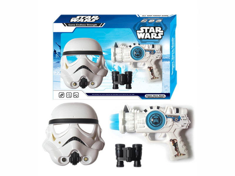 Role play toy star war set cute toy