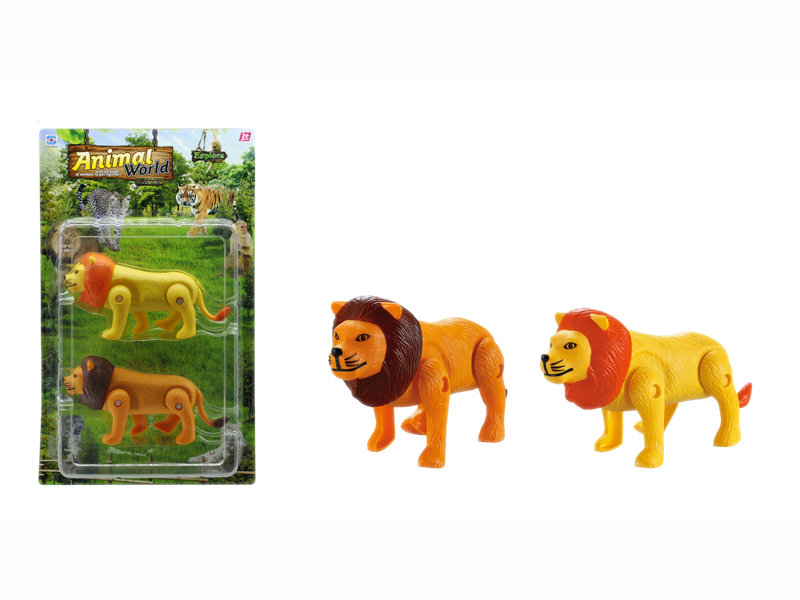 Lion toy battery option toy animal toy
