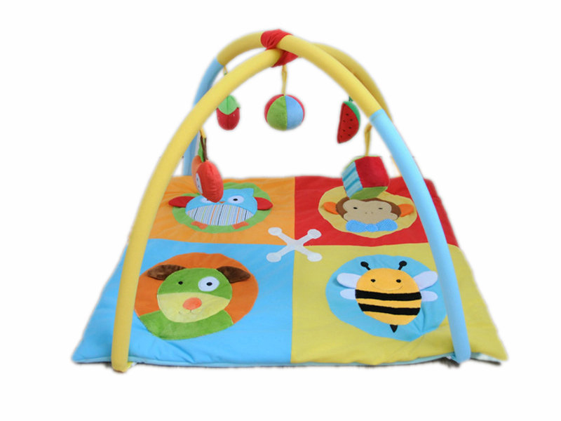Baby blanket animal playmat Baby playmat