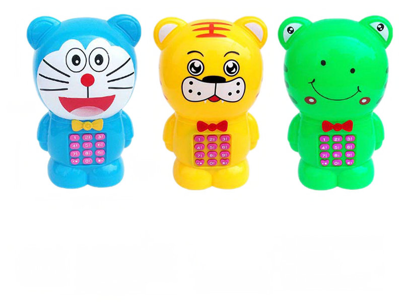 Telephone toy animal telephone cartoon toy