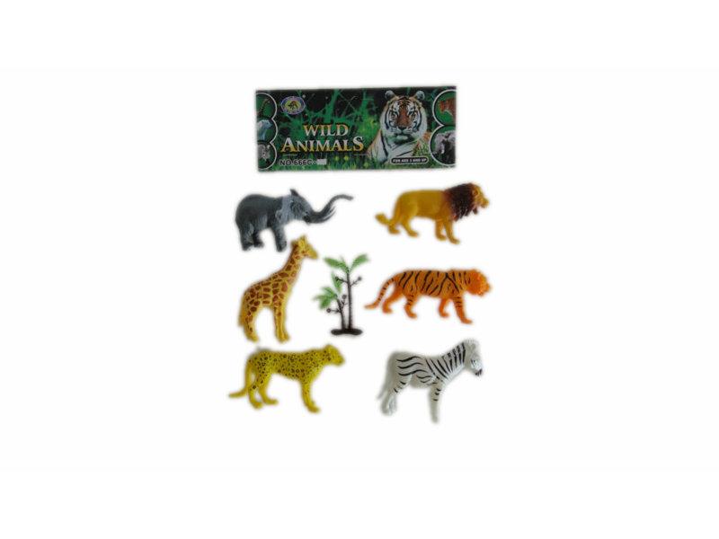 animal figurines toy Wild animal toy animal world