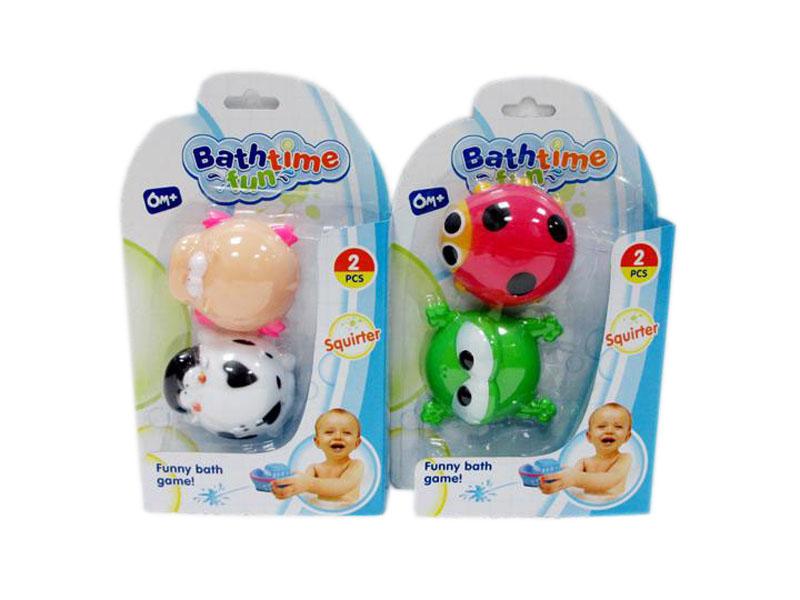 Bath toy squirter animal toy cartoon animal toy