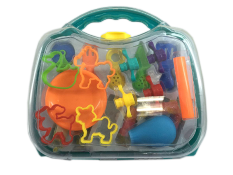 Craft toy clay play set toy educational toy