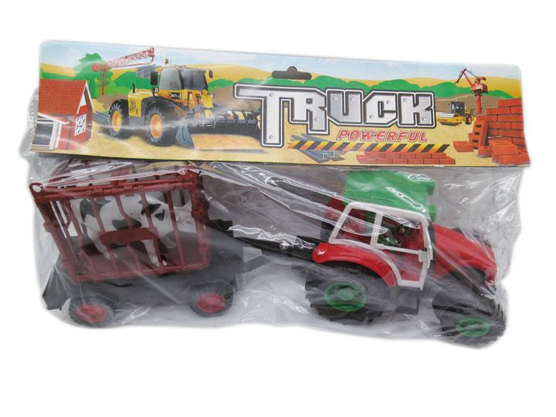 Farmer truck toy Farmer animal car plastic car toy