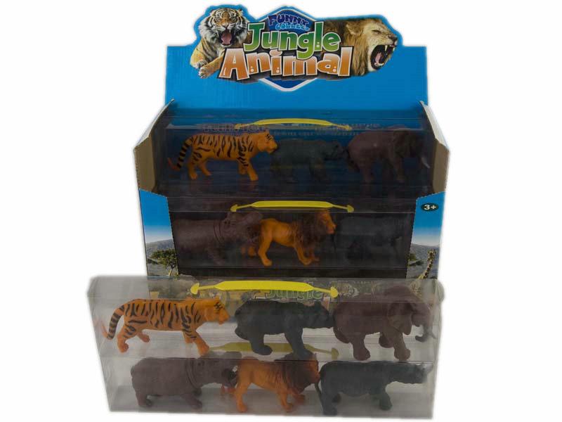Animal world jungle animal toy animal set toy