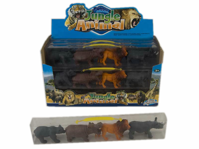 Animal world jungle animal toy animal set toy