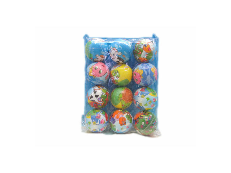PU ball animal ball toy stress ball